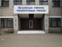 Веселівська районна різнопрофільна гімназія